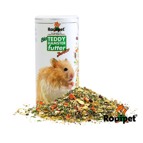 "[PREORDER] Rodipet Organic Teddy Hamster Food ""JUNiOR"" - 500g"