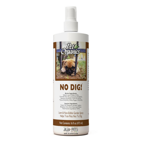 NaturVet No Dig! Lawn & Yard Spray - 473ml