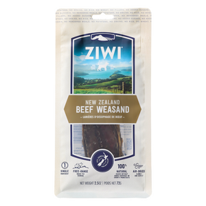 ZIWI Air-Dried Dog Treats - (Beef Weasand) - 72g