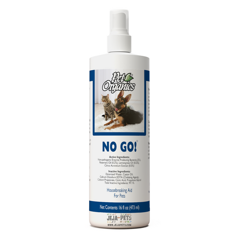 NaturVet No Go! House Breaking Aid for Pets - 473ml