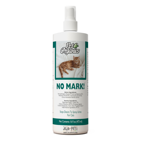 NaturVet No Mark! Stops Cats' Desire to Urine Mark - 473ml