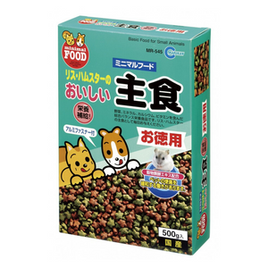 Marukan Basic Food for Small Animals - 250g