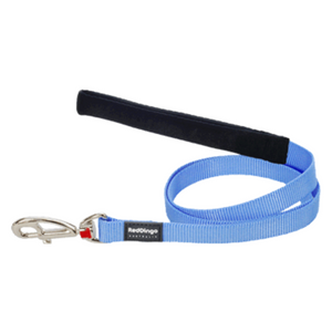 Red Dingo Fixed Dog Leads - Classic Range (Medium Blue)