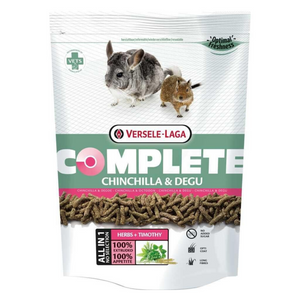 Versele-Laga Complete Chinchillas and Degus - 500g / 1.75kg