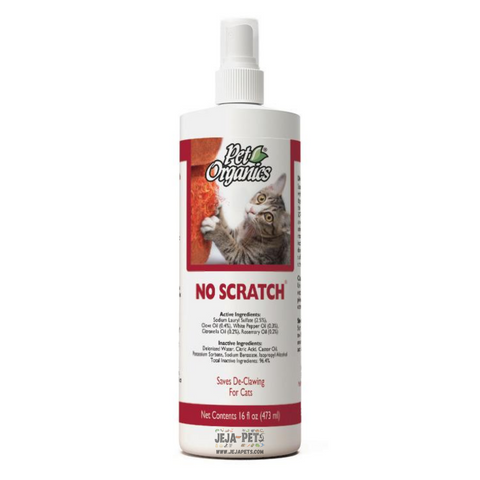 NaturVet No Scratch for Cats - 473ml