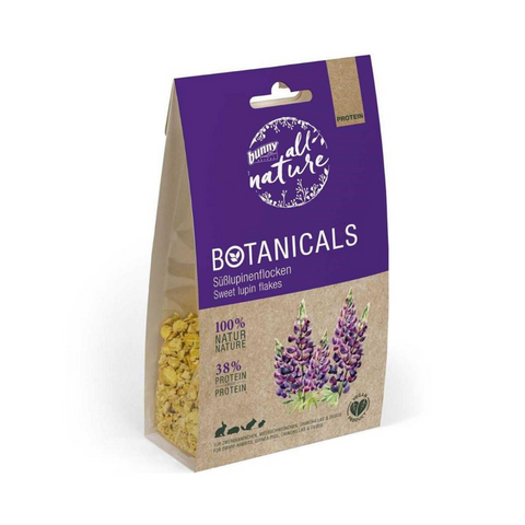 Bunny Nature Botanicals Sweet Lupin Flakes - 140g
