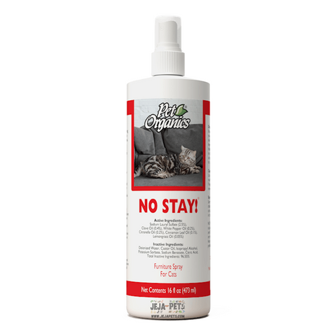 NaturVet No Stay! Furniture Spray for Cats - 473ml