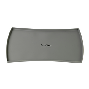 FuzzYard Silicon Feeding Mats (Grey)