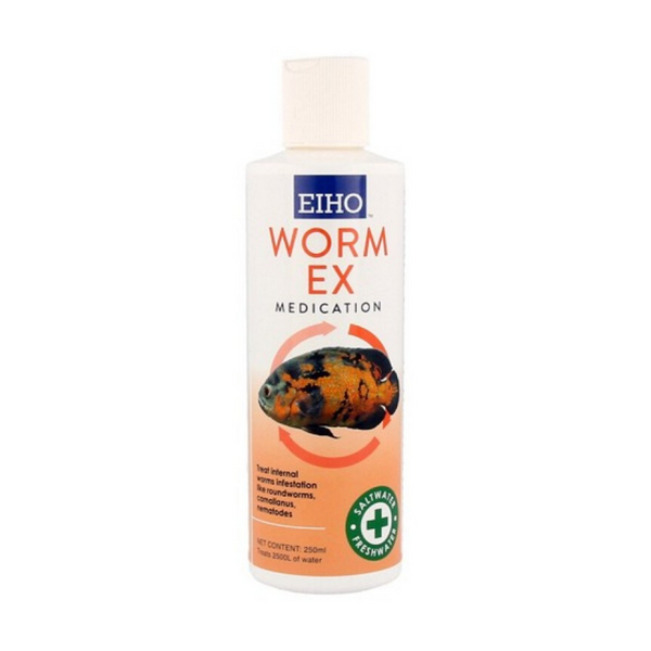 EIHO Worm Ex - 120ml / 250ml / 500ml