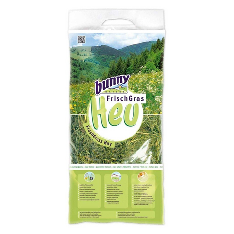 Bunny Nature Fresh Grass Hay (Pure Natural) - 750g / 3kg