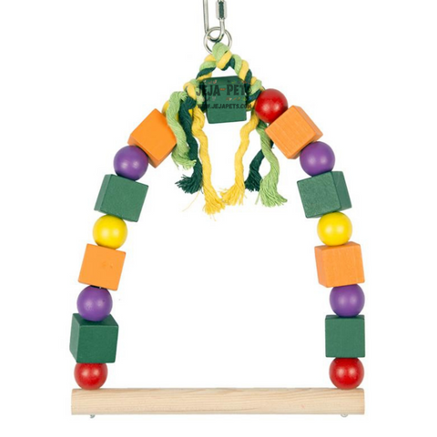 Duvo+ Colorful Birdswing - 20 x 29 cm