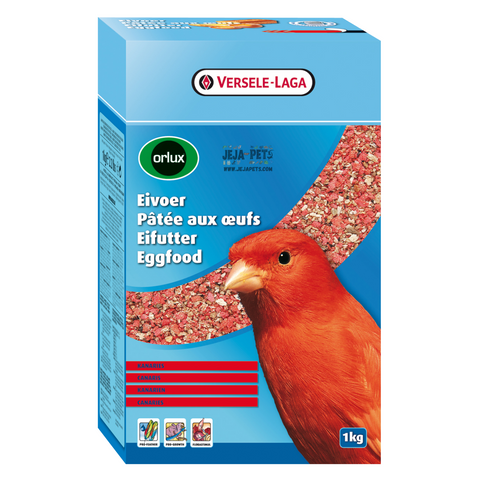 Versele Laga Eggfood Dry Red Canaries - 1kg