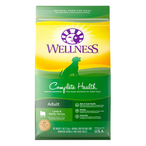 Wellness Complete Health for Adult (Lamb and Barley) - 2.27kg / 13.37kg