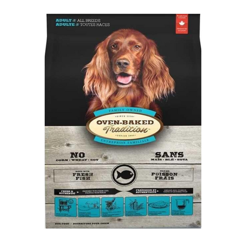 Oven Baked Tradition (Fish) for Adult Dogs - 2.27kg / 11.34kg