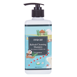 Chitocure Refresh Cleansing Shampoo - 480ml / 3785ml