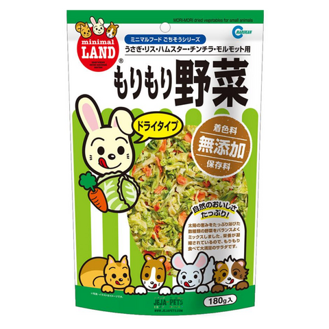 Marukan Mori Mori Dried Vegetables - 180g