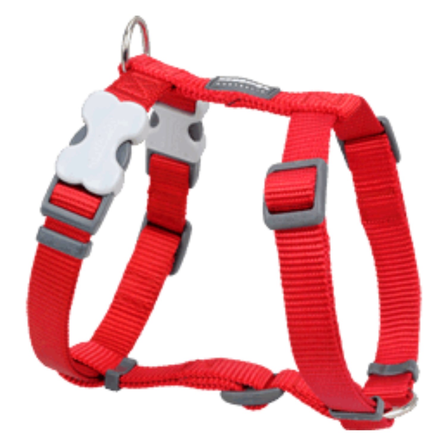 Red Dingo Dog Harness - Classic Range (Red)