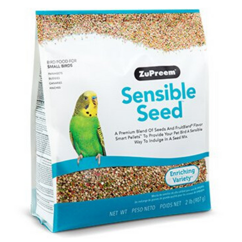 ZuPreem Sensible Seed - Small Birds - 907g