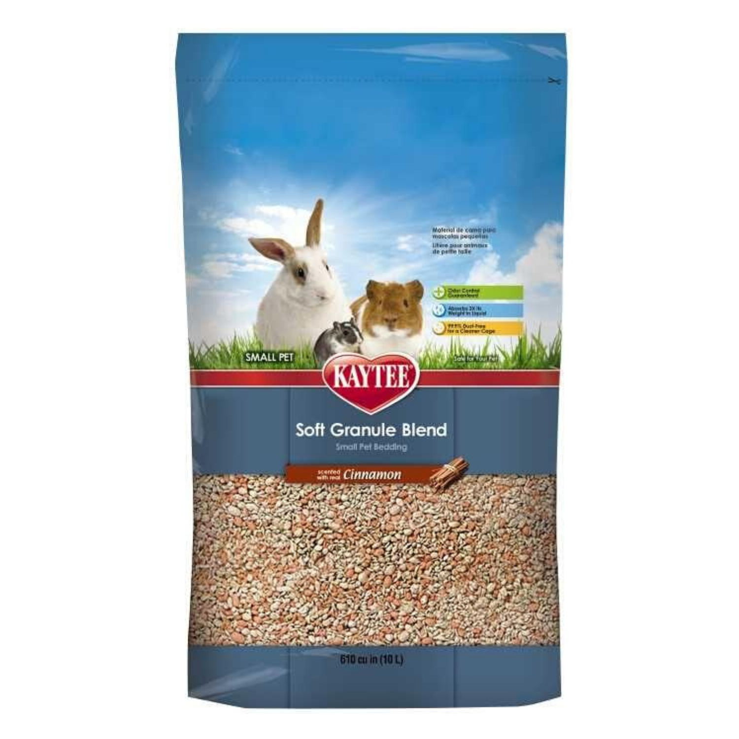 [DISCONTINUED] Kaytee Soft Granule Blend (Cinnamon) - 10L