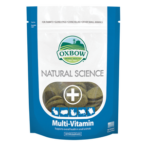 Oxbow Natural Science Multi-Vitamin - 120g