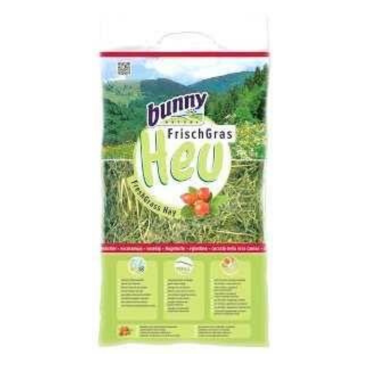Bunny Nature Fresh Grass Hay (Vegetables) - 500g