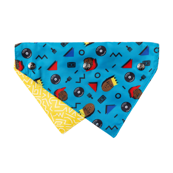 FuzzYard Bandana (Kings of Gold School) - S / L