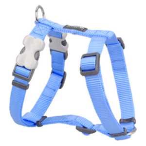 Red Dingo Dog Harness - Classic Range (Turquoise)