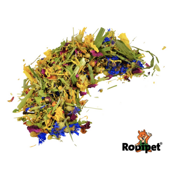 Rodipet Nature's Treasures Flowering Meadow - 130g