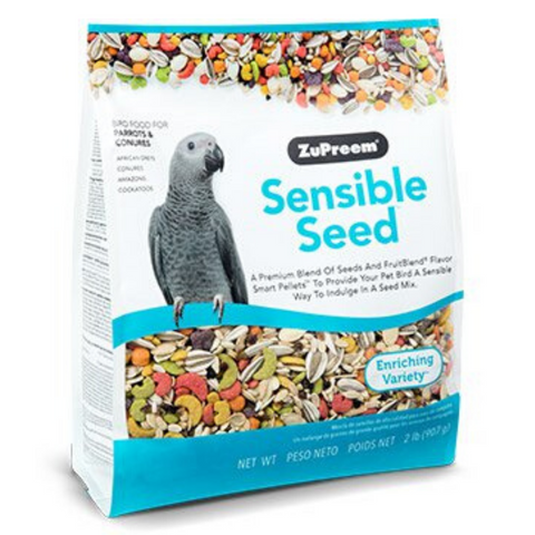 ZuPreem Sensible Seed - Parrots & Conures - 907g
