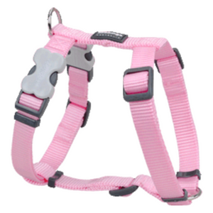 Red Dingo Dog Harness - Classic Range (Pink)