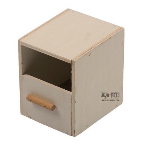 Duvo+ Nest Box Finch 1/3 Breeding Cage - 10.5 x 12 x 13 cm