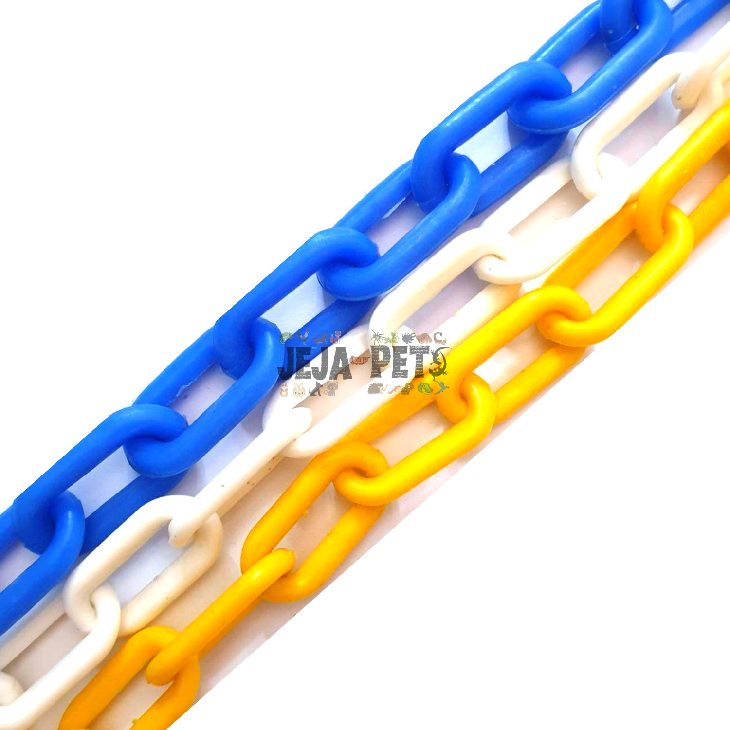 Heavy Duty C Link Plastic Chains - Large