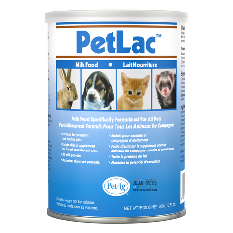 PetAg Petlac Powder - 300g