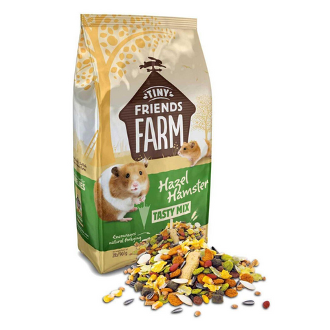 Supreme Tiny Friends Farm Muesli Pet Food (Hazel Harry Hamster) - 907g
