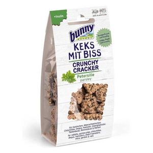 Bunny Nature Crunchy Cracker (Parsley) - 50g