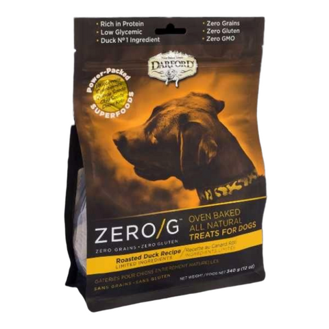 Darford Zero/G (Roasted Duck) for Dogs - 170g / 340g