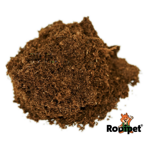 Rodipet Small Pet Peat - 400g / 25L