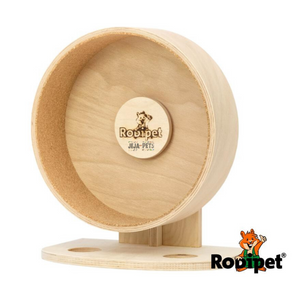 Rodipet Super Silent Cork Exercise Wheel - 21cm