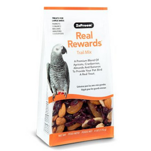 ZuPreem Real Rewards Trail Mix - Large Birds - 170g