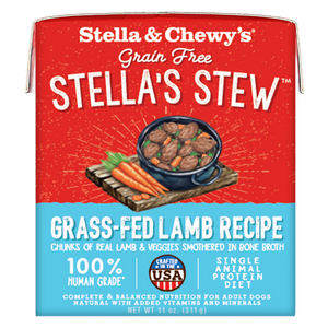 Stella & Chewy's Stella's Stew (Grass Fed Lamb) - 325ml
