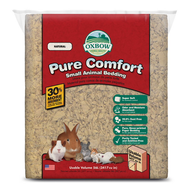 Oxbow Pure Comfort (Natural) - 28L / 56L