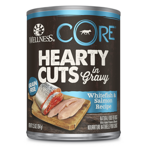 Wellness CORE Hearty Cuts (Whitefish & Salmon)