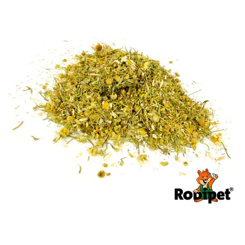 Rodipet Nature's Treasures Chamomile - 150g