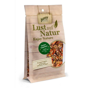 Bunny Nature Lust auf Natur (Garden Happiness - Veggie and Blossoms Mix) - 35g