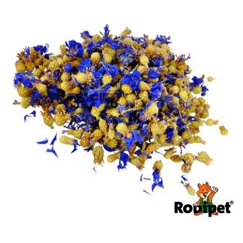 Rodipet Nature's Treasures Cornflowers - 130g