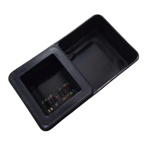 Dual Compartment Feeding Tray