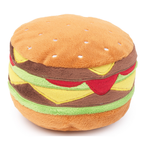 FuzzYard Plush Toy (Hamburger)