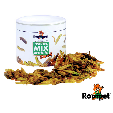 Rodipet Insect Mix Protein Snack - 50g