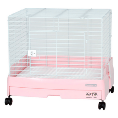 Sanko Wild Easy Home Cage EVO 60 - Pink