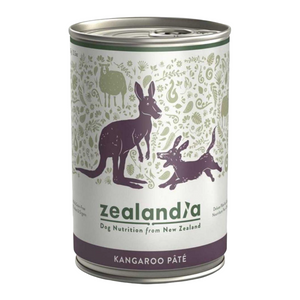 Zealandia (Wild Kangaroo) for Dogs - 385g Can